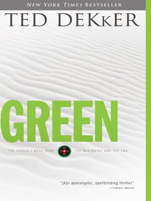 Click this cover for a(n) eBook sample of Green