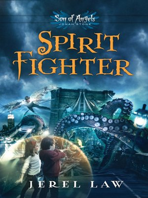 Click this cover for a(n) eBook sample of Spirit Fighter