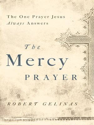 Click this cover for a(n) eBook sample of The Mercy Prayer.