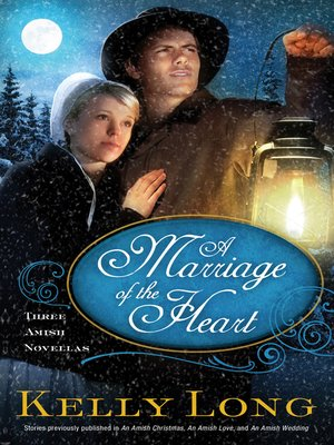 Click this cover for a(n) eBook sample of A Marriage of the Heart.