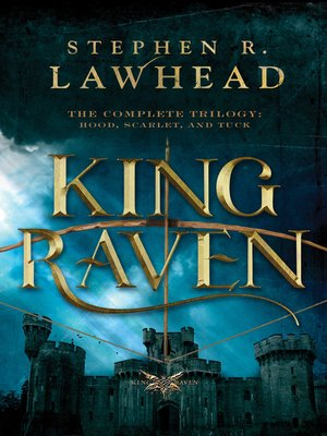 Click this cover for a(n) eBook sample of King Raven.