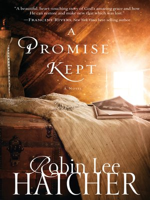 Click this cover for a(n) eBook sample of A Promise Kept.