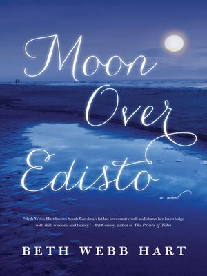 Click this cover for a(n) eBook sample of Moon Over Edisto.