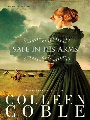 Click this cover for a(n) eBook sample of Safe in His Arms.