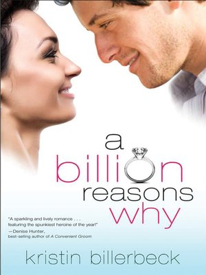 Click this cover for a(n) eBook sample of A Billion Reasons Why.