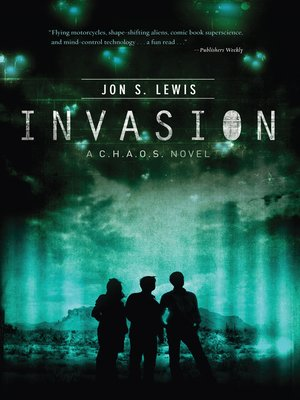Click this cover for a(n) eBook sample of Invasion.