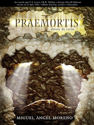 Click this cover for a(n) eBook sample of Praemortis I, Dioses de carne.