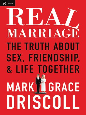Click this cover for a(n) eBook sample of Real Marriage.