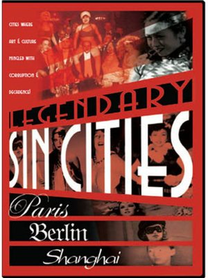 Cover of Legendary Sin Cities