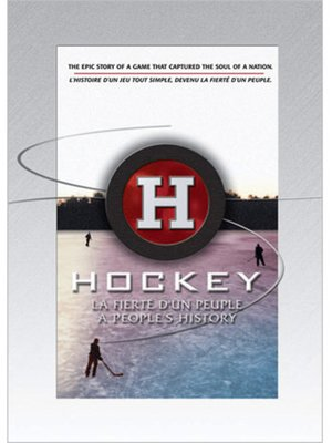 Click this cover for a(n) Video sample of Hockey