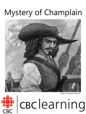 Cover of Mystery Of Champlain