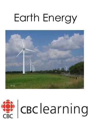 Click this cover for a(n) Video sample of Earth Energy.