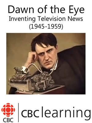 Click this cover for a(n) Video sample of Inventing Television News