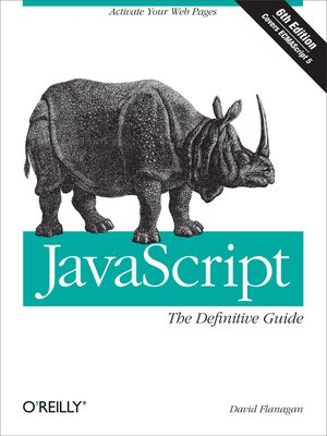 Click here to view eBook details for JavaScript by David Flanagan