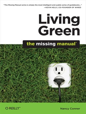 Click this cover for a(n) eBook sample of Living Green