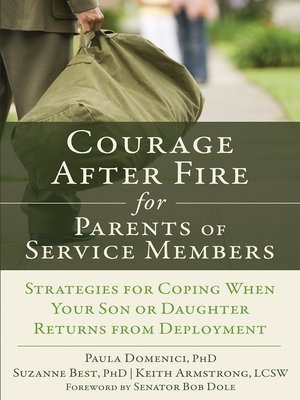 Courage After Fire for Parents of Service Members