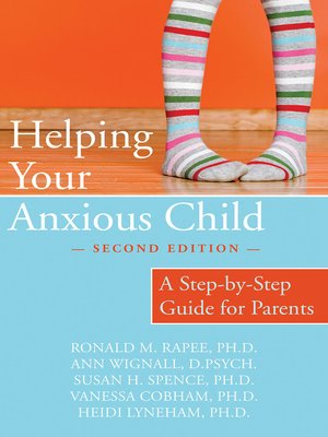 Click this cover for a(n) eBook sample of Helping Your Anxious Child.