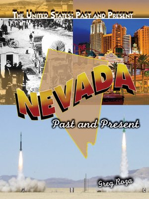 Click this cover for a(n) eBook sample of Nevada.
