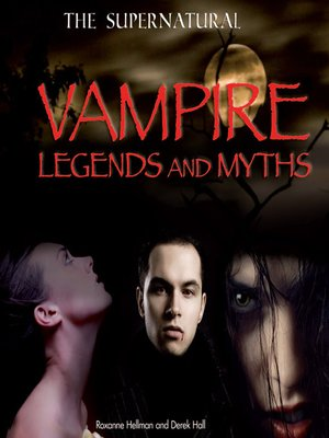Cover of Vampire Legends and Myths