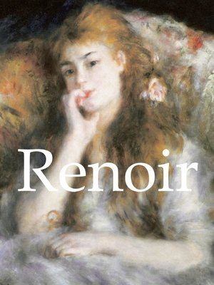 Click this cover for a(n) eBook sample of Renoir.