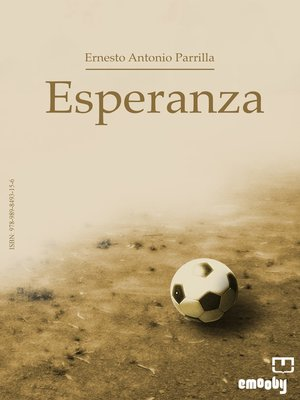 Click this cover for a(n) eBook sample of Esperanza.