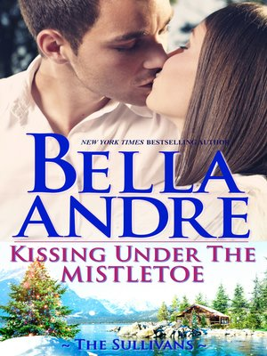 Click this cover for a(n) eBook sample of Kissing Under the Mistletoe
