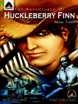 Click this cover for a(n) eBook sample of The Adventures of Huckleberry Finn