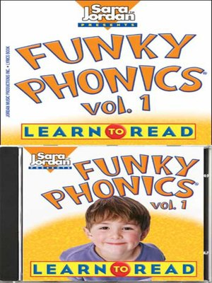 Funky Phonics: Learn to Read, Volume 1