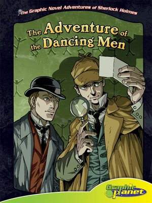 Click this cover for a(n) eBook sample of Adventure of the Dancing Men