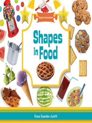 Shapes in Food