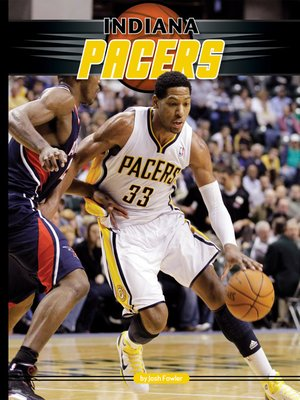 Click this cover for a(n) eBook sample of Indiana Pacers.