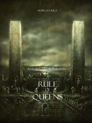 Click this cover for a(n) eBook sample of A Rule of Queens.
