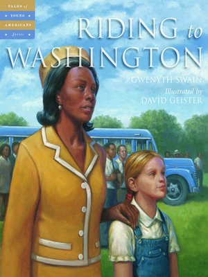 Cover of Riding to Washington