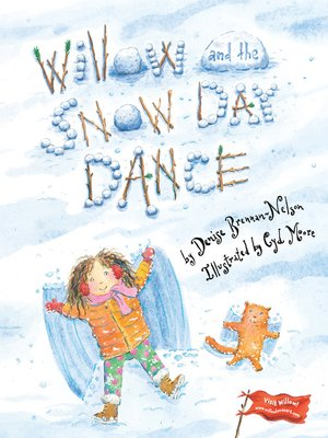 Click this cover for a(n) eBook sample of Willow and the Snow Day Dance.
