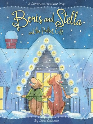 Click this cover for a(n) eBook sample of Boris and Stella and the Perfect Gift