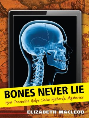 Click this cover for a(n) eBook sample of Bones Never Lie.