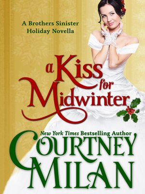 Click this cover for a(n) eBook sample of A Kiss For Midwinter.