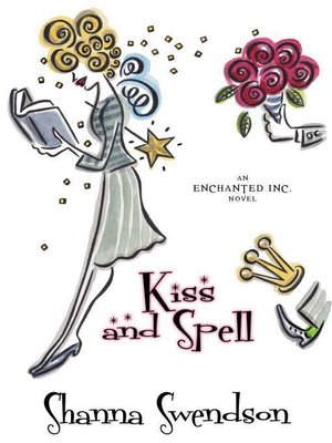 Click this cover for a(n) eBook sample of Kiss and Spell.