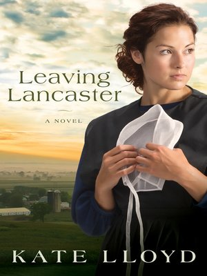 Click this cover for a(n) eBook sample of Leaving Lancaster.