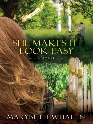 Click this cover for a(n) eBook sample of She Makes It Look Easy
