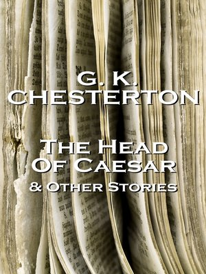 The Head of Caesar & Other Stories