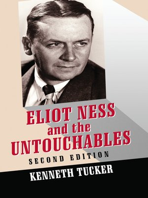 Cover of Eliot Ness and the Untouchables