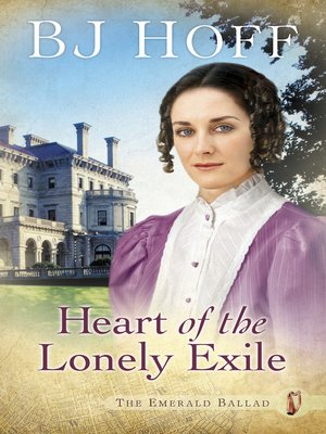 Cover of Heart of the Lonely Exile