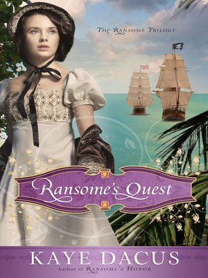 Click this cover for a(n) eBook sample of Ransome's Quest.