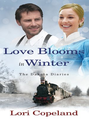 Click this cover for a(n) eBook sample of Love Blooms in Winter.