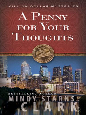 Click this cover for a(n) eBook sample of A Penny for Your Thoughts.