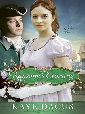 Click this cover for a(n) eBook sample of Ransome's Crossing.