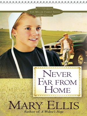 Click this cover for a(n) eBook sample of Never Far from Home
