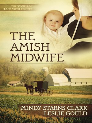 Cover of The Amish Midwife