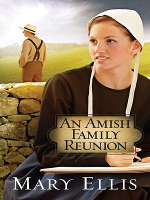 Click this cover for a(n) eBook sample of An Amish Family Reunion.